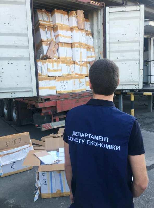 """Контрабанда на 10 миллионов - правоохранители раскрыли """"схему"""" одесских таможенников"""