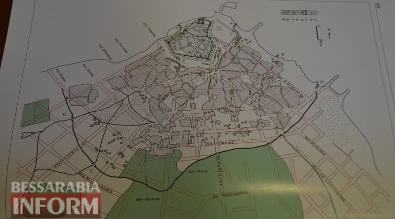 Города и крепости Причерноморья: в Белгород-Днестровском состоялась презентация книги известного историка