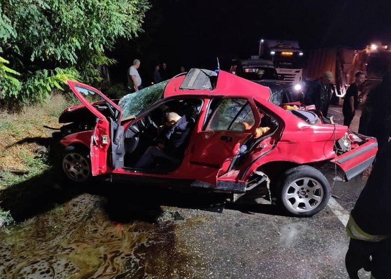 Смертельное ДТП под Одессой: три трупа и четверо пострадавших в результате столкновения двух BMW
