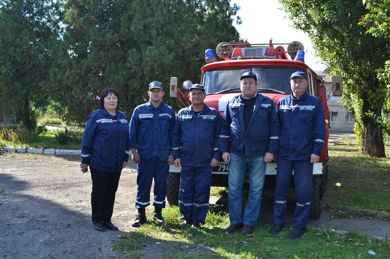 Женское лицо Службы спасения: история начальницы местной пожарной команды села Шабо