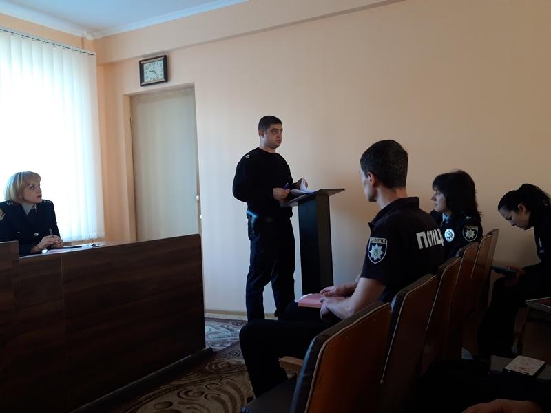 Уменьшение количества преступлений на улицах Измаила - результат сотрудничества полиции, патрульных и Нацгвардии
