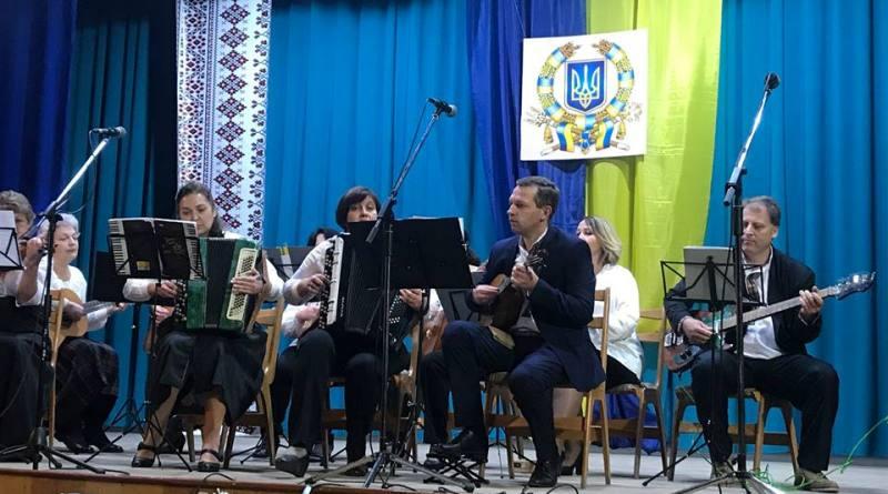 В Татарбунарах состоялось торжественное мероприятие по случаю Дня защитников Украины и украинского казачества