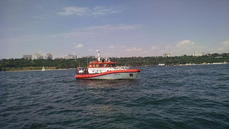 Спасать затонувшее в Черном море у берегов Крыма судно отправили буксир из Одессы