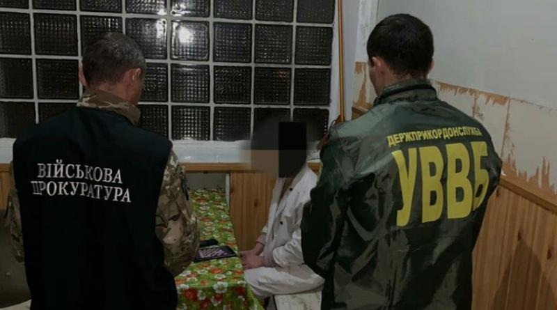 В Измаиле ликвидировали сеть распространения  «амфетамина»среди военнослужащих Измаильского погранотряда