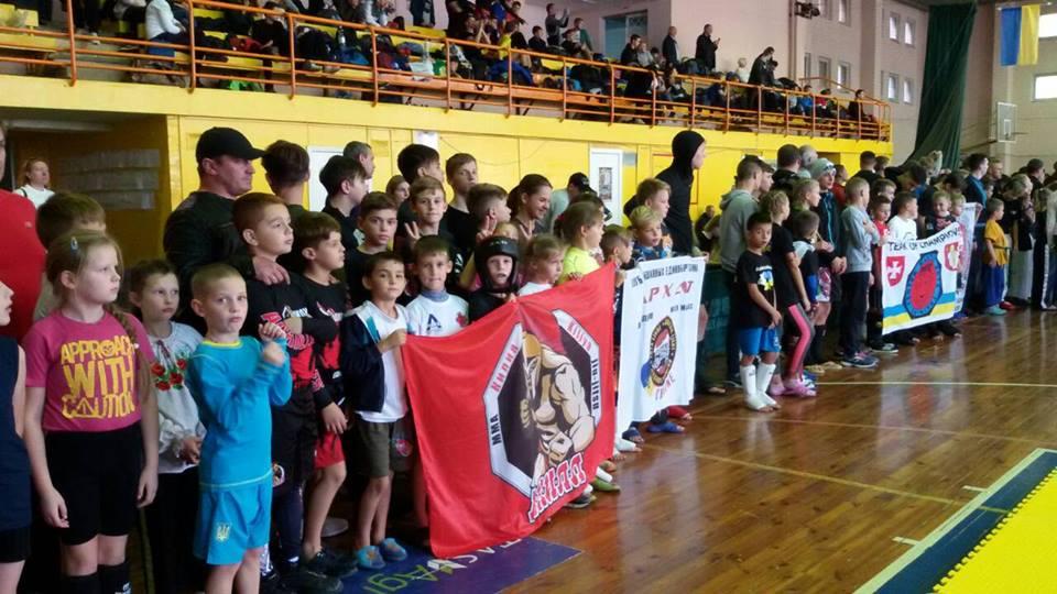 Килийские спортсмены привезли с Чемпионата Украины 15 первых, 11 вторых и 8 третьих мест