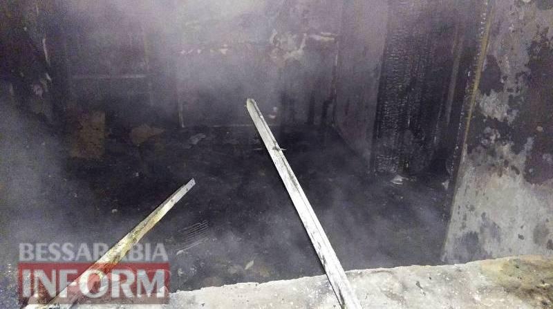 Пожар в Белгород-Днестровском районе унёс жизни матери и сына (фото)