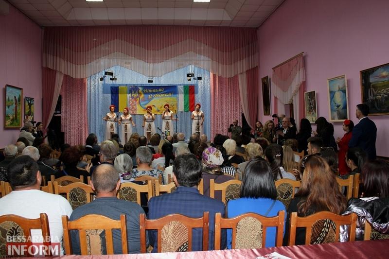 Вице-президент Болгарии почтила своим визитом Измаил - политик встретилась с болгарской диаспорой