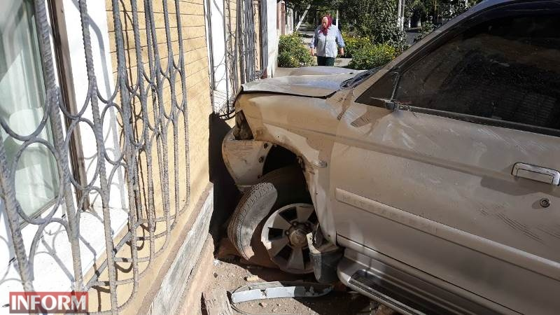 В Измаиле обгон на перекрестке стал причиной серьезного ДТП на Белгород-Днестровской