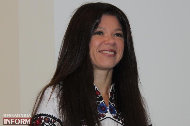 В Измаил прибыла Глобальный Амбассадор возобновляемой энергии в мире - певица Руслана Лыжичко