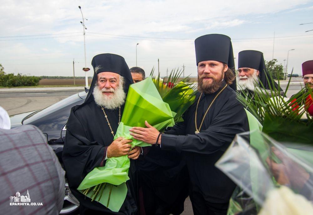 Измаил посетили Первоиерархи православной церкви (ФОТО, ВИДЕО)