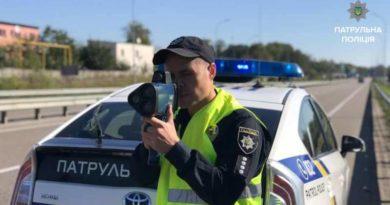С сегодняшнего дня на трассе Одесса-Рени будут штрафовать за превышение скорости