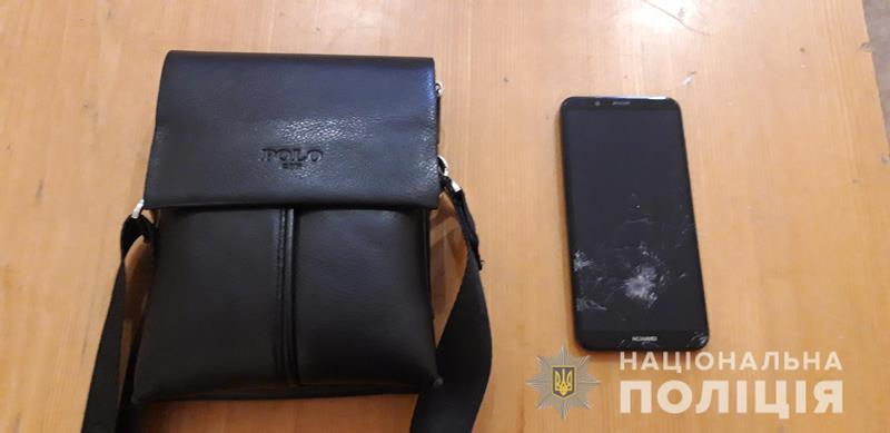 В Измаиле на улице ограбили мужчину - налётчика вычислили по уличным камерам видеонаблюдения
