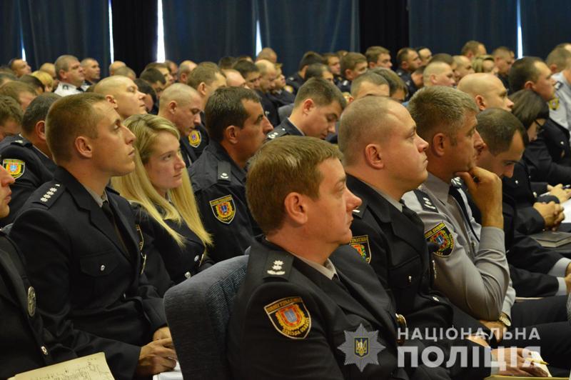 В Одесской области преступность снизилась на 15% - итоги работы Нацполиции за девять месяцев