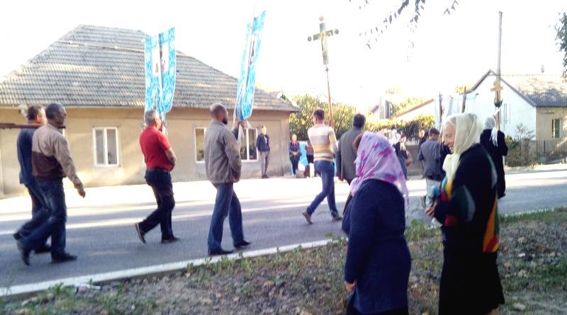 В Татарбунарах состоялся крестных ход во имя мира и процветания Украины