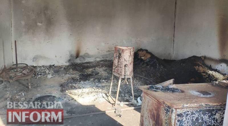 Трагические последствия курения в постели: в Белгород-Днестровском районе на пожарище обнаружили труп мужчины (ФОТО)