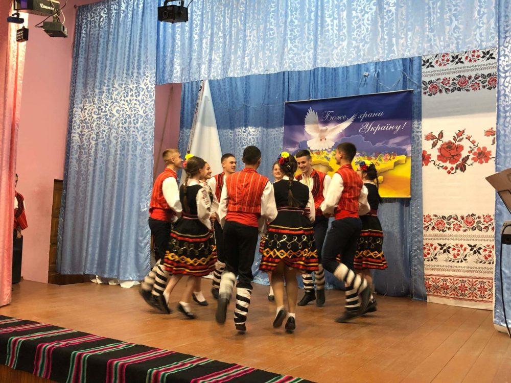 В Измаиле состоялся День болгар Бессарабии (ФОТО)