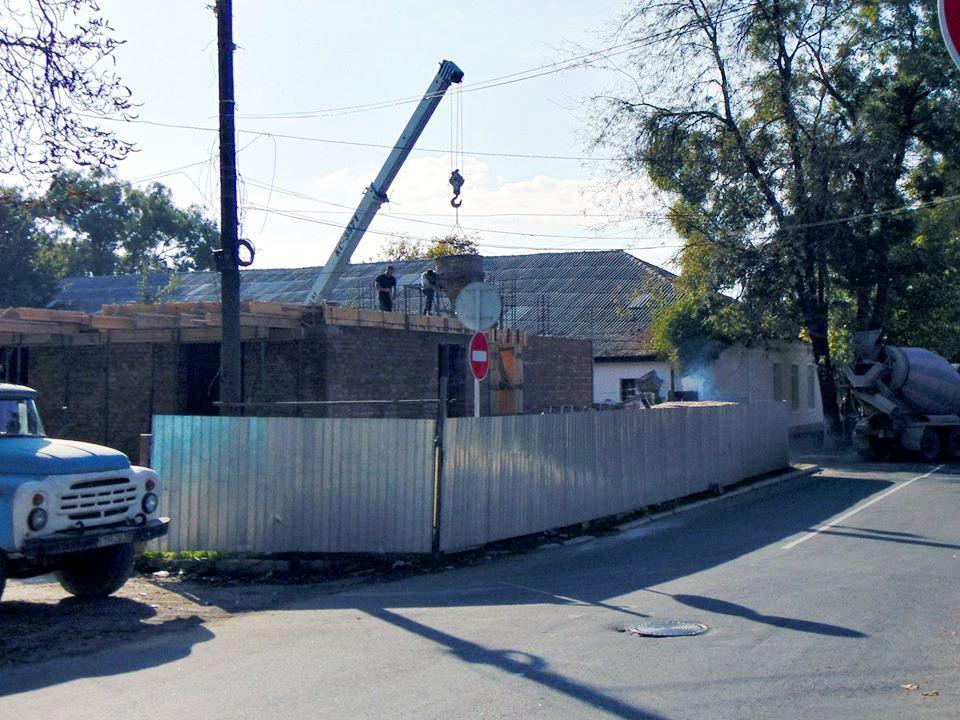 В строящемся в Измаиле доме под социальное жилье будет 17 квартир. Объект обещают сдать в 2019 году (ФОТО)
