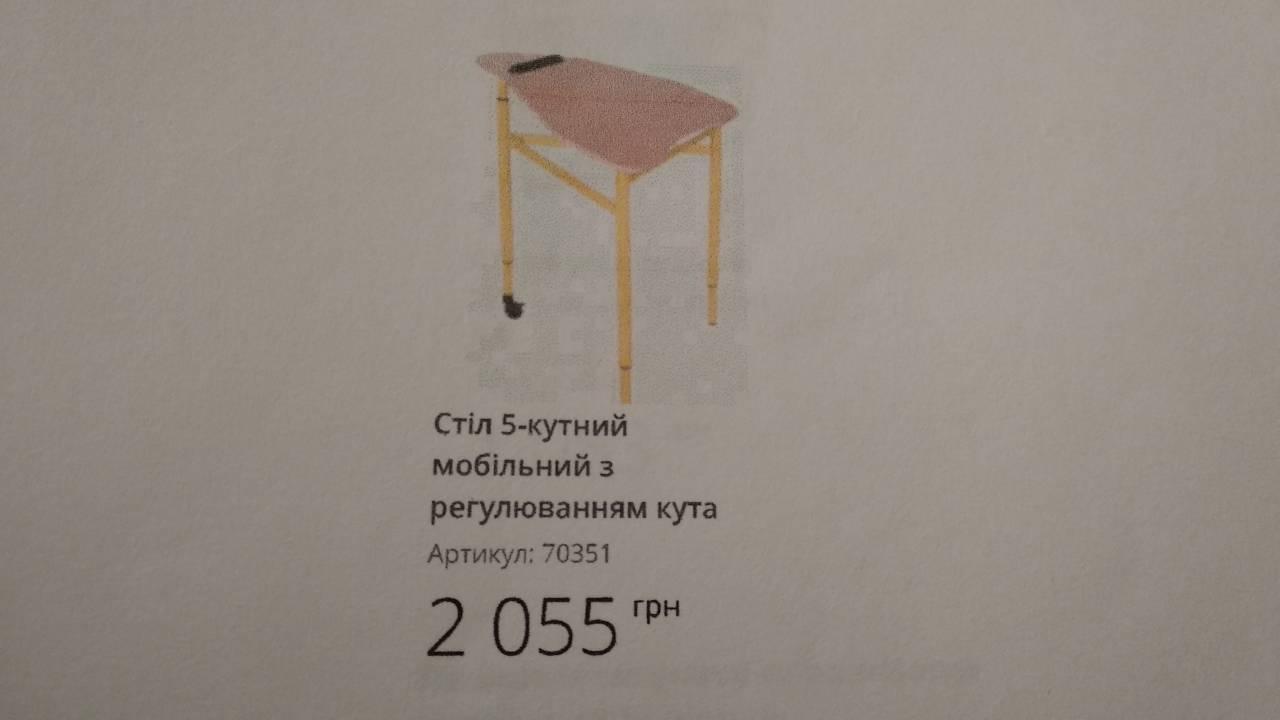 """""""Килийский район мог бы остаться без парт"""" - как и за какие средства была закуплена мебель для первоклассников"""