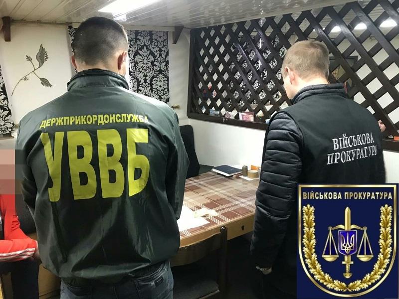 В порту Измаила гражданин Сербии пытался подкупить инспектора пограничной службы