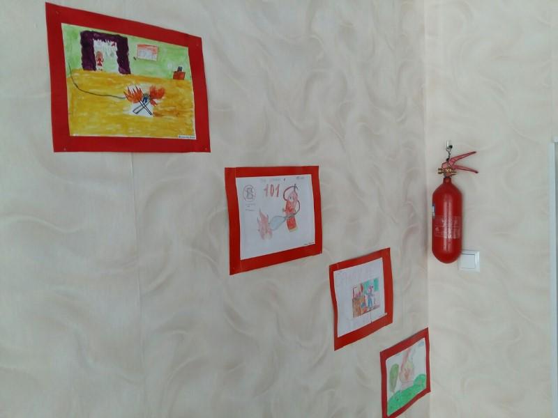 Неделя безопасности жизнедеятельности в Измаиле: осведомленные дошкольники