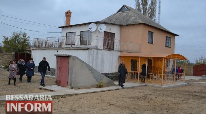 Там, где ждут мама и папа: в Белгород-Днестровском районе открыли первый детский дом семейного типа (фоторепортаж)