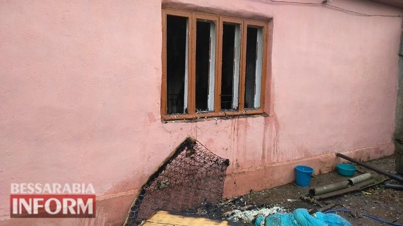 Два пожара менее, чем за сутки: в Белгород-Днестровском районе горели жилой дом и гараж (фото)
