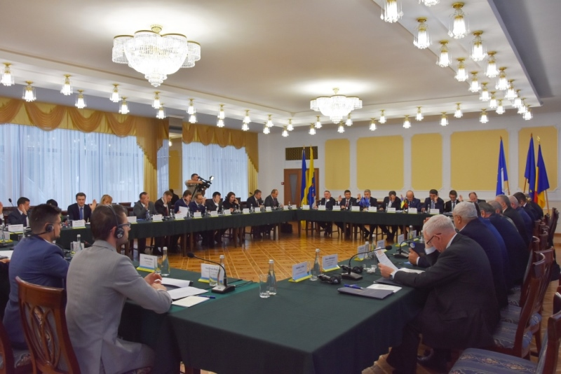 Мэр Измаила стал вице-президентом Ассоциации трансграничного сотрудничества «Еврорегион Нижний Дунай»