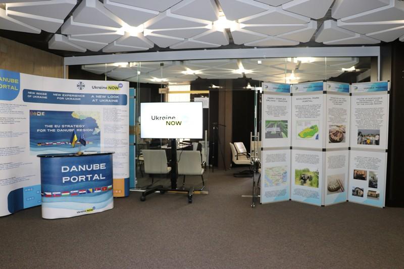 Украину ярко представили на VII форуме Дунайской стратегии ЕС в Софии