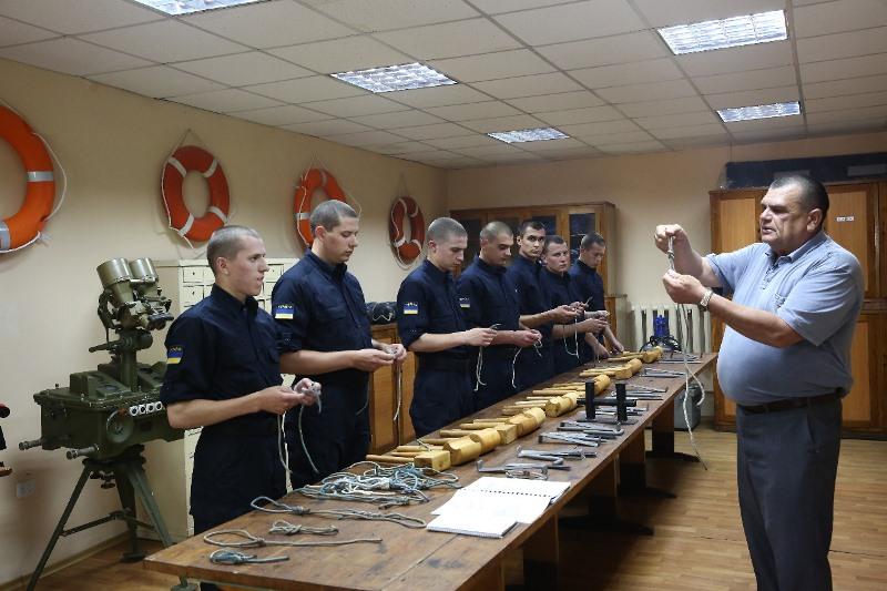 Трансформация системы охраны водных границ: в Измаиле начал действовать Учебный центр Морской охраны ГПСУ