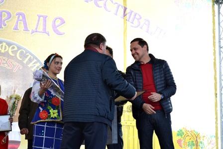 """В Болградском районе назвали """"Человека года - 2018"""" (ФОТО)"""