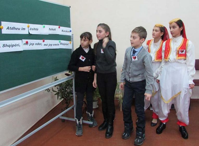 День независимости Албании отметили в Болградском районе
