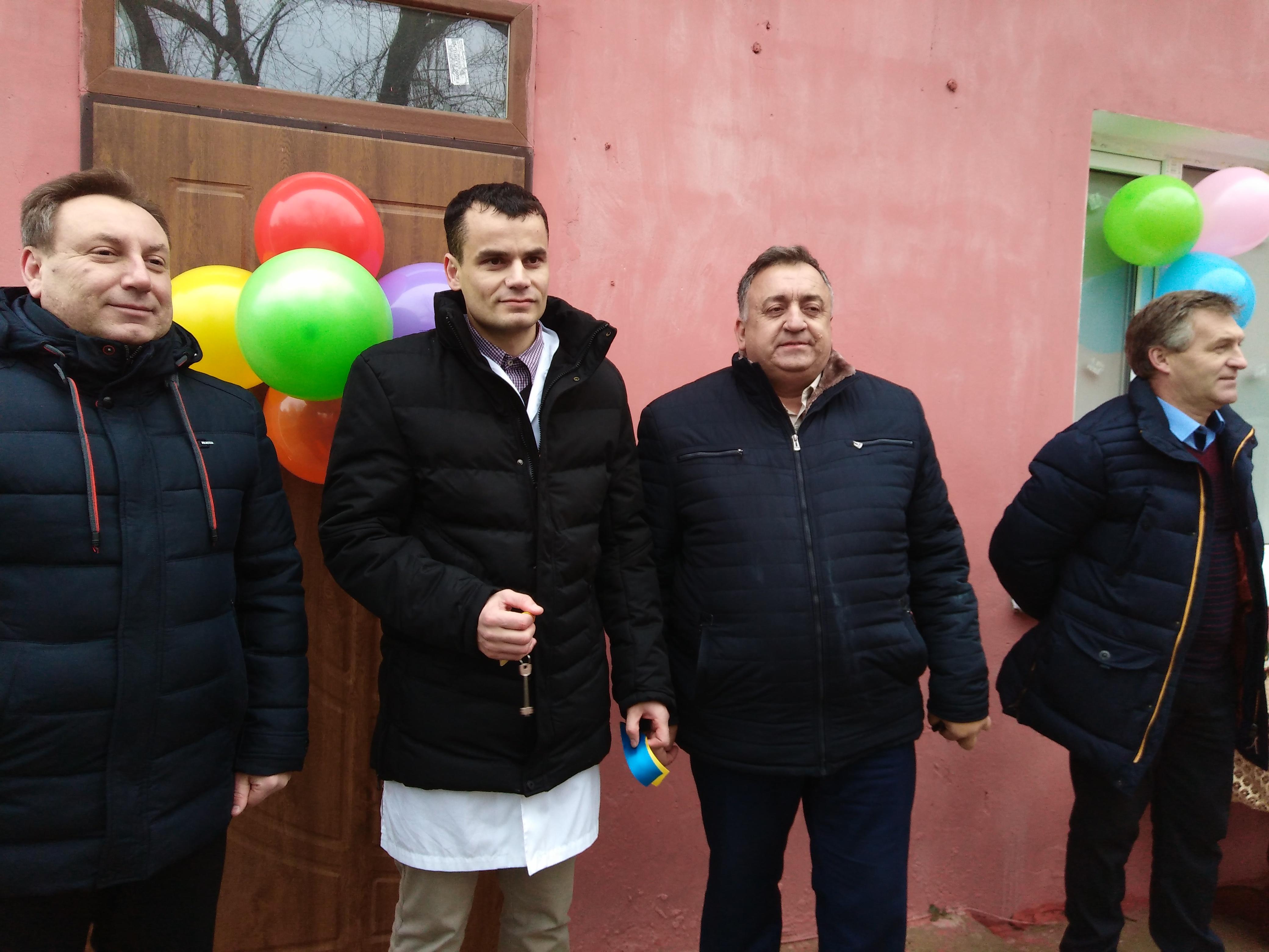 В Тарутинском районе молодые врачи получили квартиры
