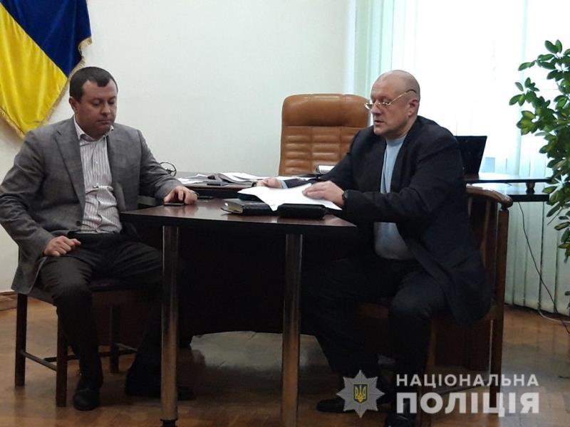 Замглавы Нацполиции на совещании с руководством полиции Измаила сообщил хорошую новость об обеспечении жильем