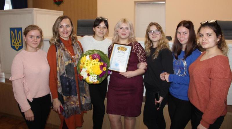 Талантливую молодёжь Аккермана отметили премиями и стипендиями городского головы