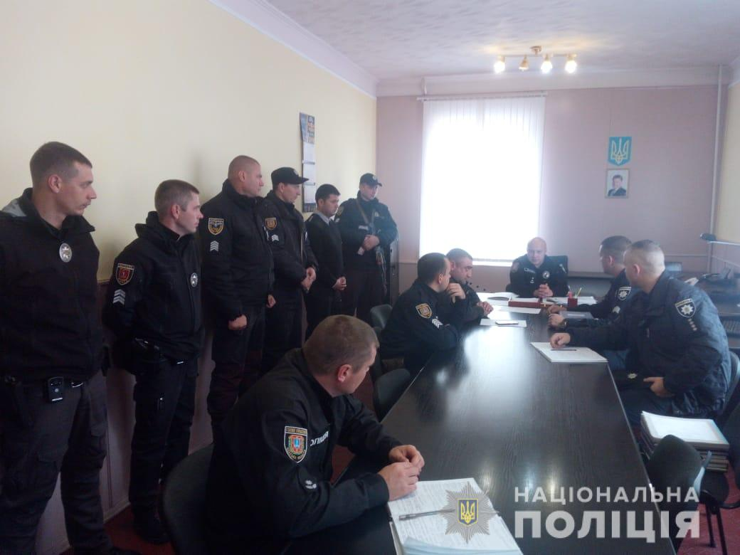 Стабилизацией криминогенной ситуации в Ренийском районе занялись полицейские и нацгвардейцы