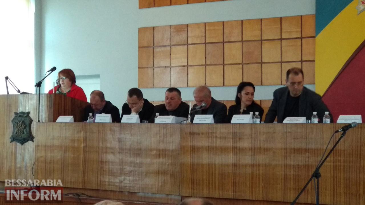 Совет регионального развития в Килии: заседание дало старт составлению общего перспективного плана