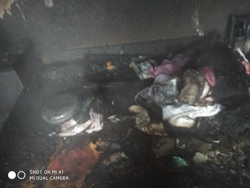 Измаил: пожар в многоэтажке по Фанагорийской ликвидировали - спасатели боролись с огнем почти два часа