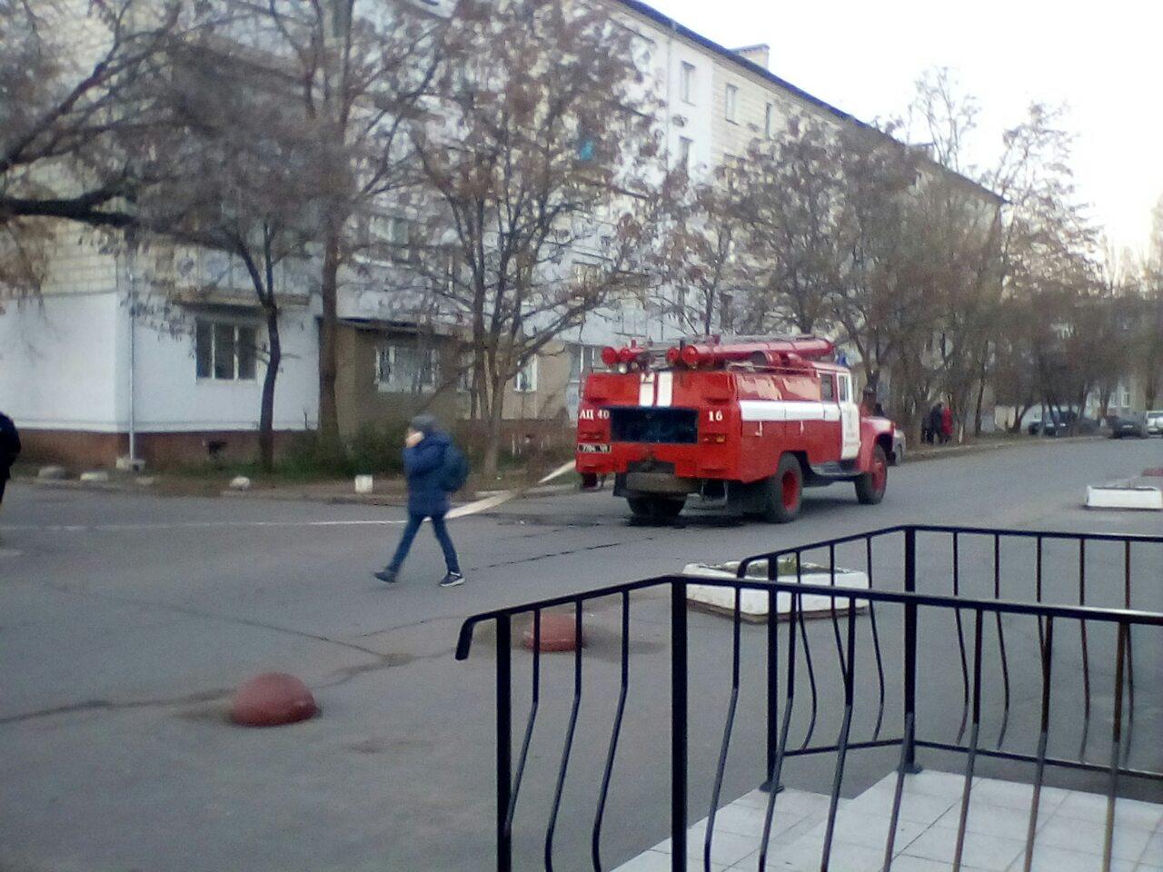 В Белгород-Днестровском полиция проверяет информацию о заминировании здания суда