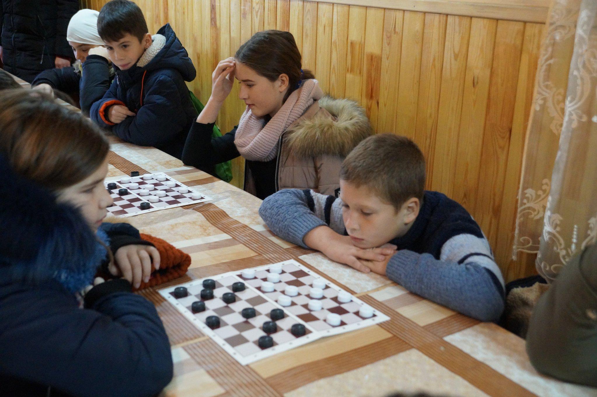 В Килии состоялся очередной шахматный турнир, организованный благочинием