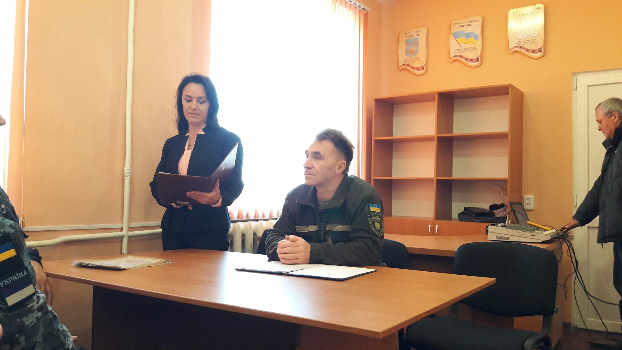 День вооруженных сил Украины: в Килии поздравляли военных