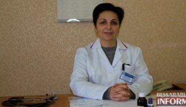 Детально о гриппе: интервью с заведующей инфекционным отделением Измаильской ЦРБ