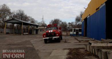 В автобусе сообщением «Измаил-Киев» нашли взрывчатку