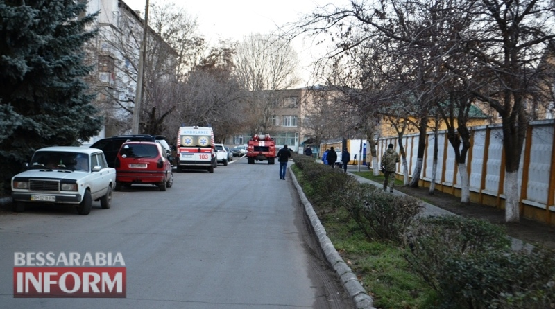 В Белгород-Днестровском полиция проверяет информацию о заминировании здания суда (обновлено)