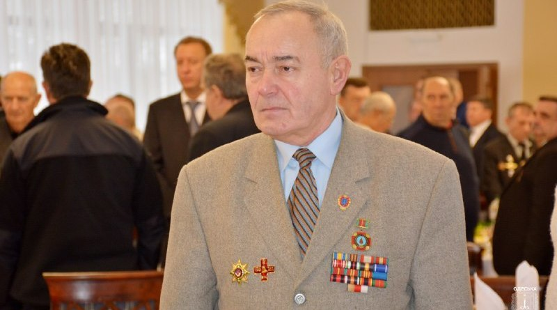 В Одесской области наградили ликвидаторов последствий аварии на Чернобыльской АЭС