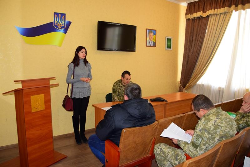 Специалисты центра юридической помощи разъясняли пограничникам Измаильского отряда их права
