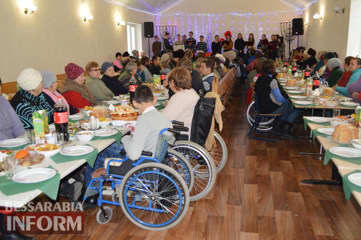 В Бессарабии прошел грандиозный благотворительный праздник для людей с ограниченными возможностями