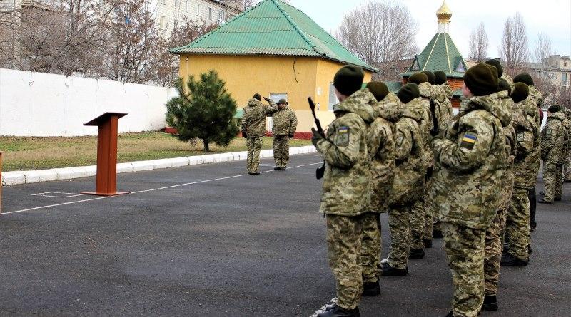 200 военнослужащих вступили в ряды Белгород-Днестровского погранотряда с начала 2018 года