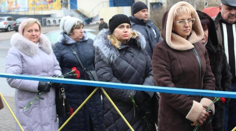 В Белгород-Днестровском чествовали участников ликвидации аварии на Чернобыльской АЭС
