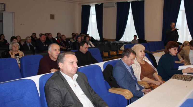 В Белгород-Днестровском представили проект городского бюджета на 2019 год