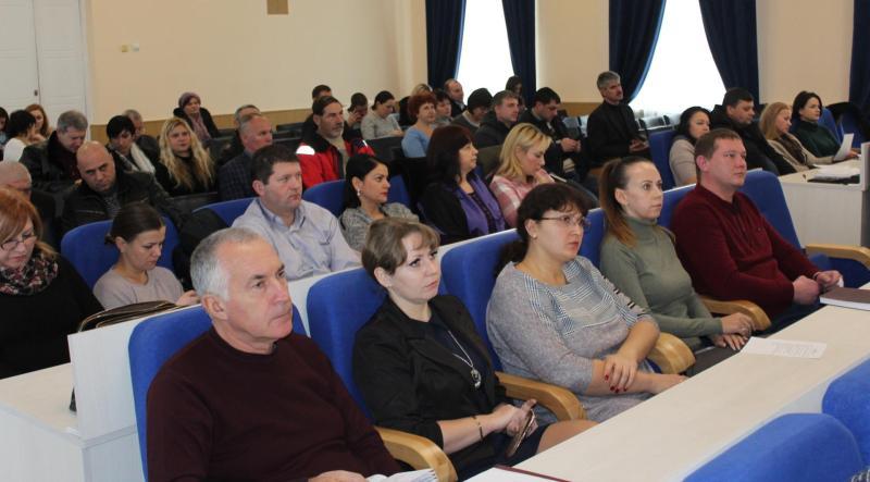 В Белгород-Днестровском состоялось первое заседание Совета регионального развития